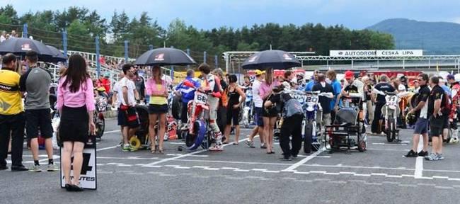 Circuito Internazionale Il Sagittario : Mondiale supermoto tutto pronto per la tappa di latina