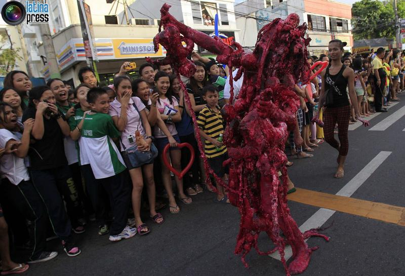 Halloween nella città di Marikina