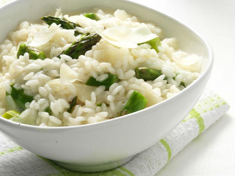 Risotto Veloce con robiola ed asparagi - Cucina con Emma | LatinaPress